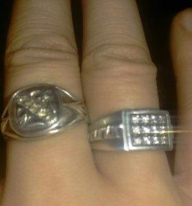 Печатки серебряные