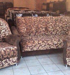 90 набор мягкой мебели вельвет люкс от Фабрики