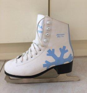 Коньки Montana blue ice