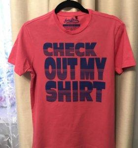 Мужская футболка S