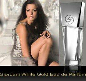 Giordani White Gold Oriflame