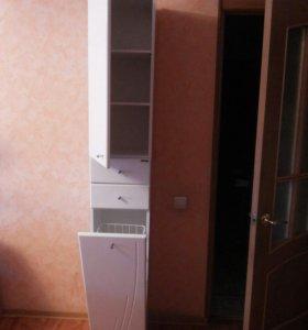 Шкаф-колонна для ванных комнат