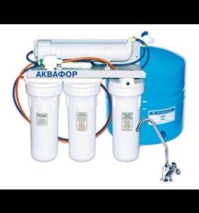 Фильтры для воды Аквафор, Гейзер