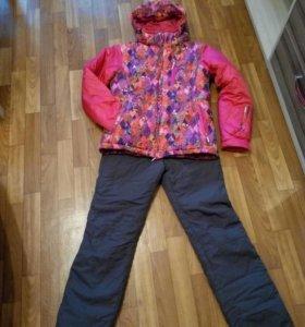 Горнолыжный костюм размер 40