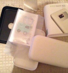 Коробка HTC Desire 400 dual