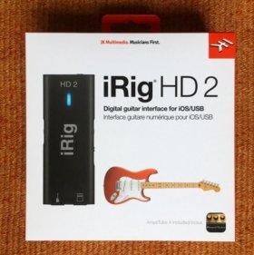 iRig HD 2 + 12 платных приложений