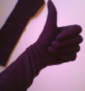 Перчатки длинные Шик. Срочно!