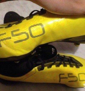 Бутсы adidas f50 adizero
