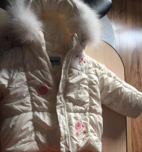 Куртка 86размер
