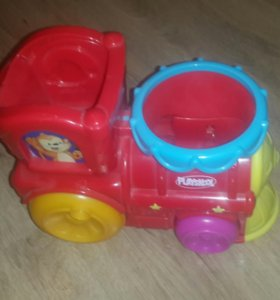 Паровозик Playskool