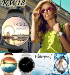 Smart watch KW18 (king wear)