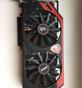 Видеокарта MSI GeForce GTX770