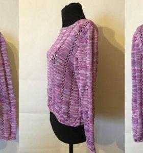 Вязаная кофта , свитера