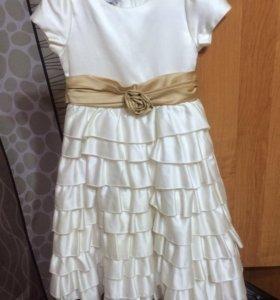 Платье, 122 р-р