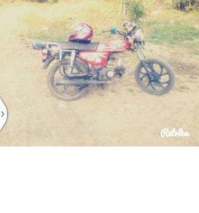 Мотоцикл орион 125 кубов