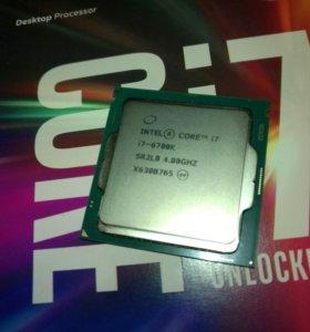 Процессор Intel i7 6700K BOX