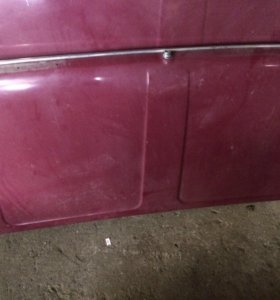 Крышка багажника 2106