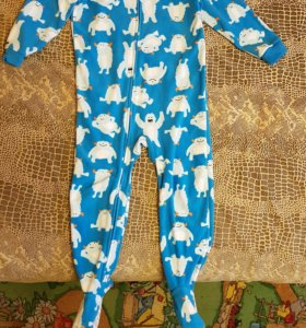 Пижама Carter's.4T.