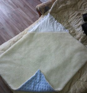 Зимнее одеяльце конвертик