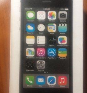 Айфон 5s16 черный