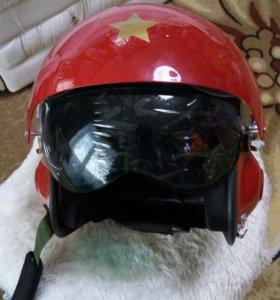 Продам новый летный шлем ВВС