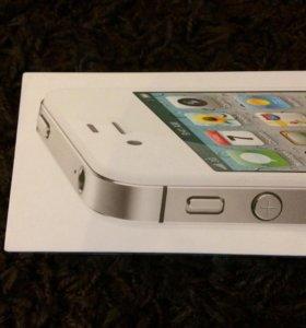 Коробка для айфона 4s)