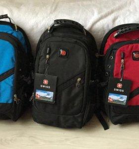 Рюкзак Swissgear с mp3 плеером 🎧