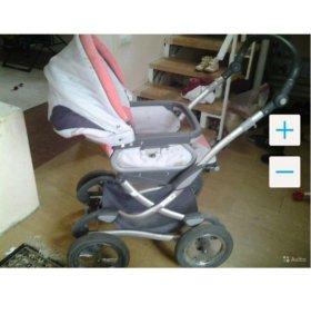 Детская коляска, торг реальному покупателю