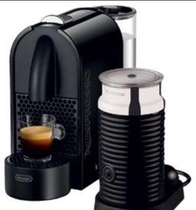 Капсульная кофемашина DeLonghi Nespresso U&Milk