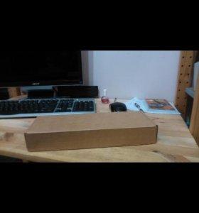 Коробка картонная с поролоном