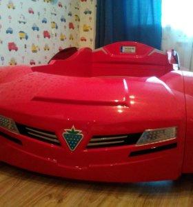 Кровать машина BiTurbo