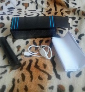 Внешний аккумулятор+ фонарик