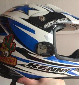 Мото шлем Kenny