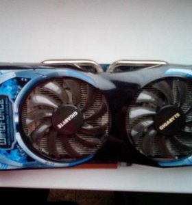 Gigabyte Radeon HD 6850 820Mhz