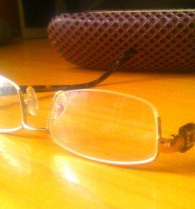 Очки новые