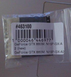 ВидеоКарта Nvidia GeForce GTX 860M N15P-GX-A