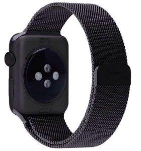 Миланский сетчатый браслет для Apple Wach