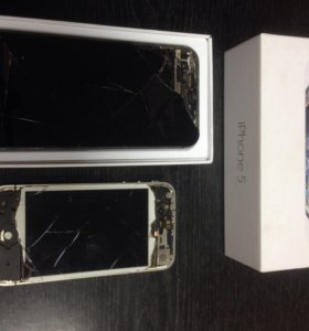 iPhone 4(16гб),5 (32гб) цена за 2