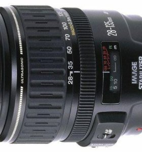 Canon EF 28-135 mm