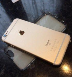 IPhone 6s 16gb. Gold