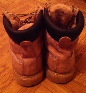 Зимняя обувь!
