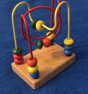 Игрушка развивающая лабиринт