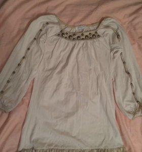 Платье 140см.