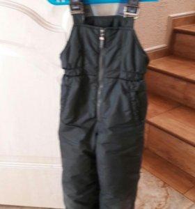 Зимний комбенизон+куртка для мальчика