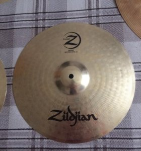 Тарелки Zildjian комплект из 4х штук