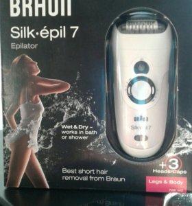 Эпилятор 7281WD BRAUN Silk epile 7