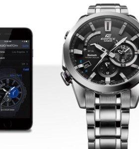 Оригинальные часы Casio EQB-510D-1A