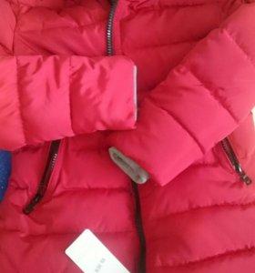 Куртка женская новая 46 р- р.срочно