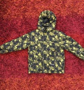 Куртка горнолыжная для мальчика рост 140-146