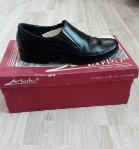 Туфли для мальчика р.35 на р.36